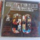 CDs de Música: LO MEJOR DE LOS 90 -- 2 CD-. Lote 135463138