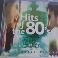 CDs de Música: HITS OF THE 80'S. Lote 135463522