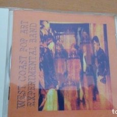 CDs de Música: WEST COAST POP ART EXPERIMENTAL BAND CD. Lote 135463750