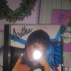CDs de Música: CD ARETHA JUMP TO IT. Lote 135466914