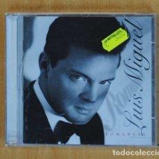 CDs de Música: LUIS MIGUEL - ROMANCES - CD. Lote 135495969