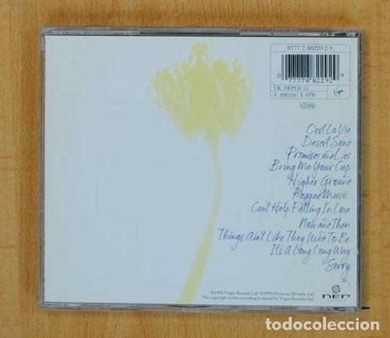 CDs de Música: UB40 - PROMISES AND LIES - CD - Foto 2 - 189392235