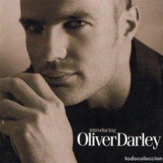 CDs de Música: OLIVER DARLEY - INTRODUCING. CD. WARNER MUSIC. Lote 135501682