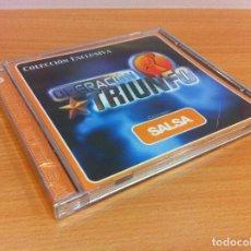 CDs de Música: CD DE OT - OPERACIÓN TRIUNFO - SALSA. VALE MUSIC (2002). NUEVO, PRECINTADO. Lote 135504750