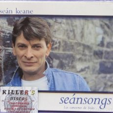CDs de Música: SEÁN KEANE - SEÁNSONGS / LAS CANCIONES DE SEAN - 2XCD RECOPILATORIO. Lote 135521638