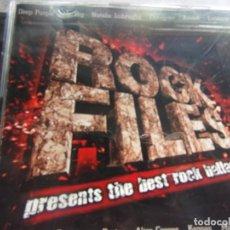 CDs de Música: ROCK FILES - 2 CD-. Lote 135538514