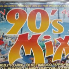 CDs de Música: 90' S MIX - 4 CD-. Lote 135540618