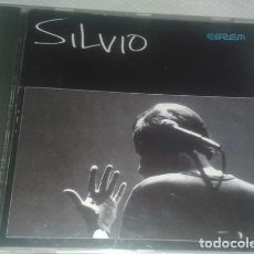 CDs de Música: SILVIO RODRÍGUEZ - SILVIO (CUBA, 1992). Lote 135541522