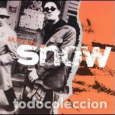 CDs de Música: SNOW – 12 INCHES OF SNOW (US, 1993). Lote 135542858