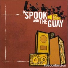 CDs de Música: SPOOK AND THE GUAY – VIDA SONORA (FRANCE, 2002). Lote 135542958