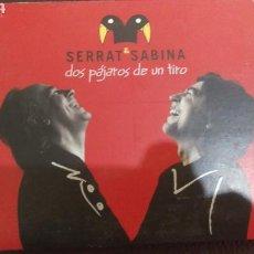 CDs de Música: SABINA SERRAT.CD+DVD. Lote 135568007