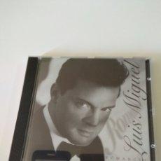 CDs de Música: LUIS MIGUEL. ROMANCES. Lote 135578361