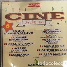 CDs de Música: ANTIGUO CD DE MUSICA DE CINE DE LOS AÑOS - 30 - 40 -. Lote 135585262