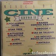 CDs de Música: ANTIGUO CD DE MUSICA DE CINE - E X T R A II -. Lote 135585466