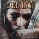 CDs de Música: DELANY - BLAZE AND ASHES. Lote 135594574