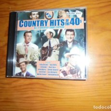 CDs de Música: THE COUNTRY HITS OF THE 40´S. LIVING ERA, 2002. CD. IMPECABLE. Lote 135598838