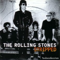 CDs de Música: THE ROLLING STONES. STRIPPED. ROLLING STONES RECORDS 1995.. Lote 135615642