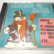 CDs de Música: CANÇONS DE NADAL. Lote 135655575