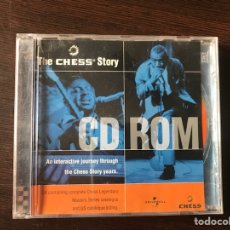 CDs de Música: THE CHESS STORY. CD ROM.. Lote 135667618