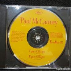 CDs de Música: PAUL MCCARTNEY - BEATLES - FIGURE OF EIGHT - CD SINGLE - PROMOCIONAL - USA - 1989 - RARO. Lote 135688339