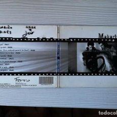 CDs de Música: MAKARINES (PREFIERO) CON FIRMA DEL DÚO.. Lote 135696951