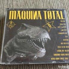 CDs de Música: CD'S MAQUINA TOTAL 6 1993 MAX MUSIC. Lote 135698503