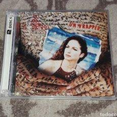 CDs de Música: GLORIA ESTEFAN, UNWRAPPED, CD+DVD. Lote 135698639