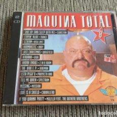 CDs de Música: CD'S MAQUINA TOTAL 8 1995 MAX MUSIC DREAM TEAM. Lote 135698947
