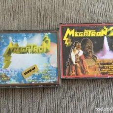 CDs de Música: CD DISCOTECA MEGATRON VOLUMEN 1 Y 2 AÑOS 93 Y 94 MAX MUSIC. Lote 135701235