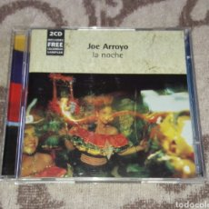 CDs de Música: JOE ARROYO, LA NOCHE, 2 CDS. Lote 135720470