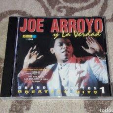 CDs de Música: JOE ARROYO, Y LA VERDAD, GREATEST HITS. Lote 135720805