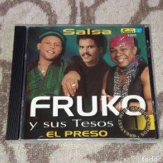 CDs de Música: FRUKO Y SUS TESOS, EL PRESO. Lote 135721461