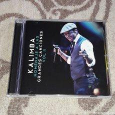 CDs de Música: KALIMBA, HOMENAJE A LAS GRANDES CANCIONES, VOL. II. Lote 135721859