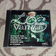 CDs de Música: LOS VAN VAN, BEST OF. Lote 135722167