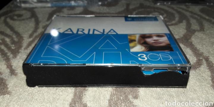 CDs de Música: KARINA, COLECCION DIAMANTE, MIRAR FOTOS, 3CDS - Foto 2 - 135740751
