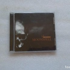 CDs de Música: MOONSPELL - THE ANTIDOTE CD 2003 GOTHIC METAL. Lote 135765146