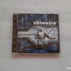 CDs de Música: CHIMAIRA - PASS OUT OF EXISTENCE CD 2001 GOTHIC METAL. Lote 222024883