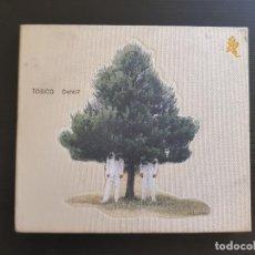 CDs de Música: TOSCA - DEHLI9 - DOBLE CD ALBUM - DORFMEISTER & HUBER - !K7 - 2003. Lote 135778974
