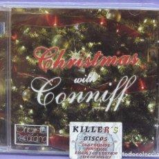 CDs de Música: CHRISTMAS WITH CONNIFF - CD - NAVIDAD VILLANCICOS. Lote 135780566