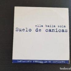 CDs de Música: ELLA BAILA SOLA - SUELO DE CANICAS - CD SINGLE - PROMO - EMI - 1998. Lote 135785526