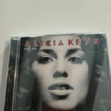 CDs de Música: ALICIA KEYS - AS I AM CD NUEVO. Lote 135789003