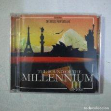 CDs de Música: THE SOUND OF THE MILLENNIUM III - CD 1999 . Lote 155902717
