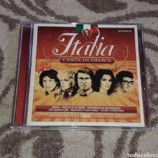 CDs de Música: MINA, DOMENICO MODUGNO, NICOLA DI BARI, SANDRO GIACOBBE, Y MÁS.... Lote 135803601