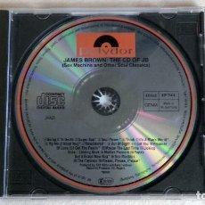 CDs de Música: JAMES BROWN: THE CD OF JB - CD. POLYDOR. COMPILATION 1985 POLYGRAM RECORDS USA. Lote 135806618
