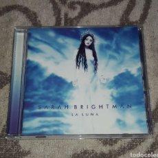 CDs de Música: SARA BRIGHTMAN, LA LUNA. Lote 135808171