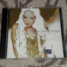 CDs de Música: SARA BRIGHTMAN, CLASSICS. Lote 135808722