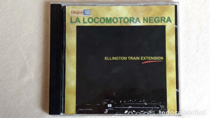 LA LOCOMOTORA NEGRA - ELLINGTON TRAIN EXTENSION - CD. PDI BARCELONA. AÑO 1999 (Música - CD's Jazz, Blues, Soul y Gospel)