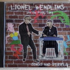 CDs de Música: LIONEL WENDLING SINGS AND STEELS - CD. CO.PRO MUSIC.. Lote 135816894