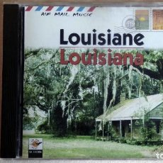 CDs de Música: LOUSIANE - LOUISIANA - CD. SUNSET FRANCE. AÑO 1997.. Lote 135817382