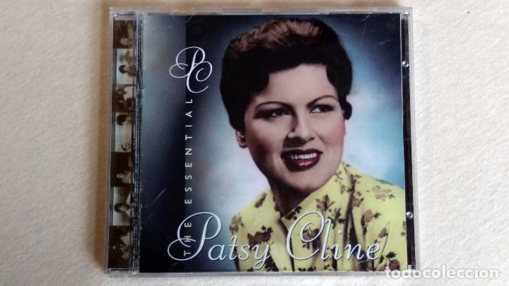 PATSY CLINE - THE ESSENTIAL - CD. RCA RECORDS. BMG. AÑO 1996 (Música - CD's Country y Folk)